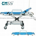 Aluminum Alloy Stretcher Trolley(EDJ-010B)
