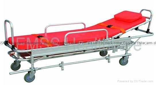 EDJ-009    鋁合金救護車擔架 5