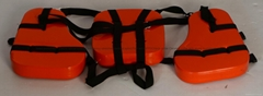 Rescue water life-saving 3-pieces life vest