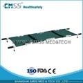 Military Portable Canvas Folding Stretcher