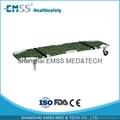 Wheeled Folding Stretcher(EDJ-007B)