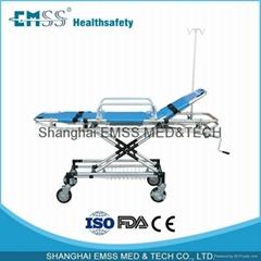 Aluminum Alloy Stretcher Trolley(EDJ-010B)
