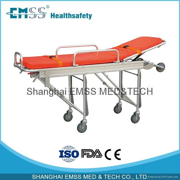 EDJ-012    鋁合金救護車擔架 1