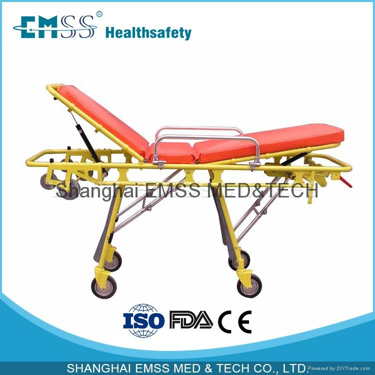 Emergency Stretcher For Ambulance Car