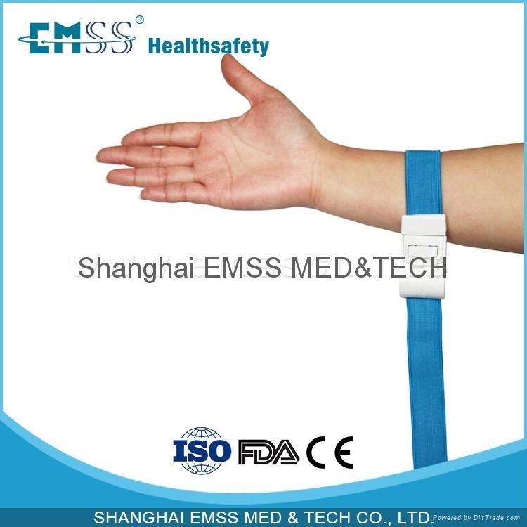 EMSS卡扣式壓脈止血帶  (EF-001) 1