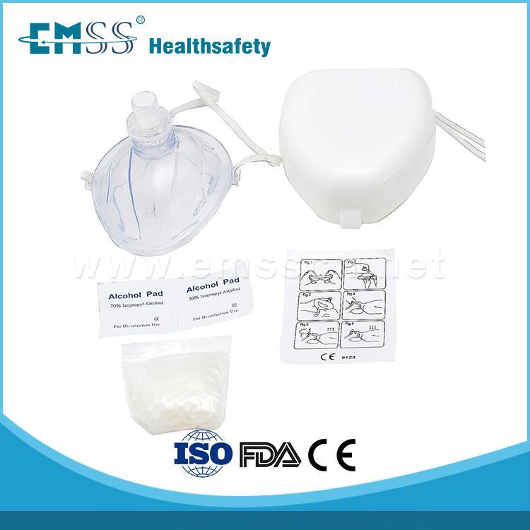 EH-010 隨身人工呼吸面罩 5