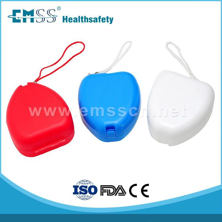 EH-010 隨身人工呼吸面罩 6