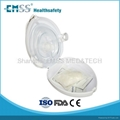 EH-010 Ambulance portable respirator rescue breathing mask CPR mask 1