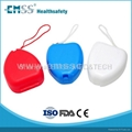 EH-010 Ambulance portable respirator rescue breathing mask CPR mask 2