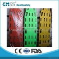 EG-005 rescue folding spine board for hot sale