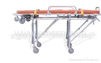 EDJ-011B    鋁合金救護車擔架 2