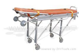EDJ-012    鋁合金救護車擔架 2