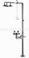 EXY-006C Stain Steel Eye Shower