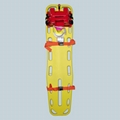 High Density Plastic Backboard Stretcher