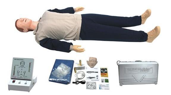 EM-001  高級心肺復甦訓練模擬人 2