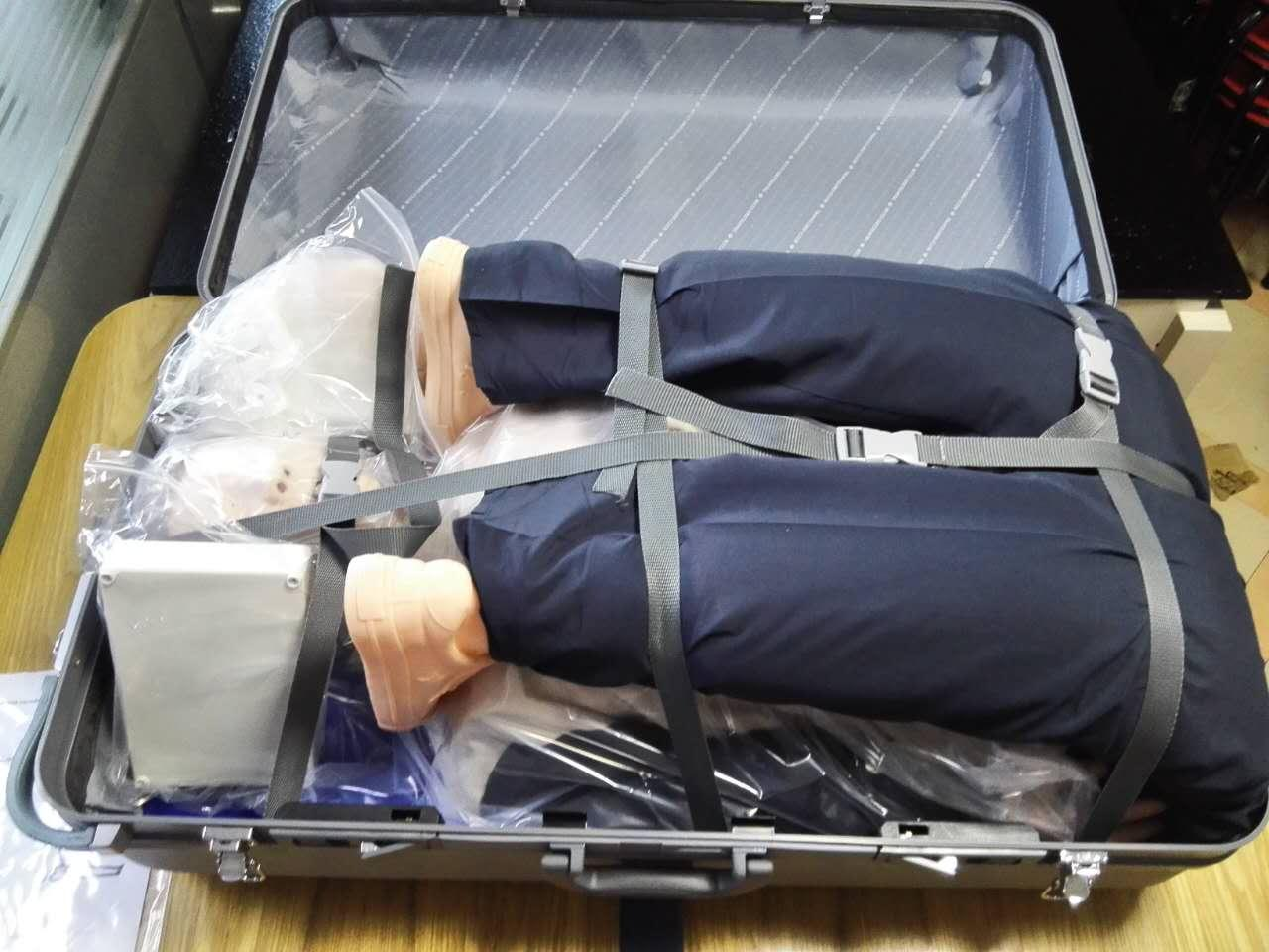 EM-001  高级心肺复苏训练模拟人 4