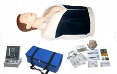 EM-003    高級半身心肺復甦訓練模擬人