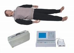 EM-006  大屏幕液晶自動全電腦心肺復甦模型