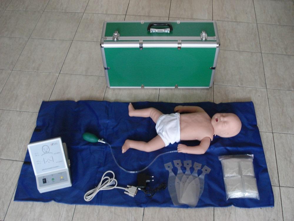 EM-008 高級嬰儿復甦模擬人 2