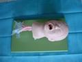 EM-014  儿童氣管插管模型 2