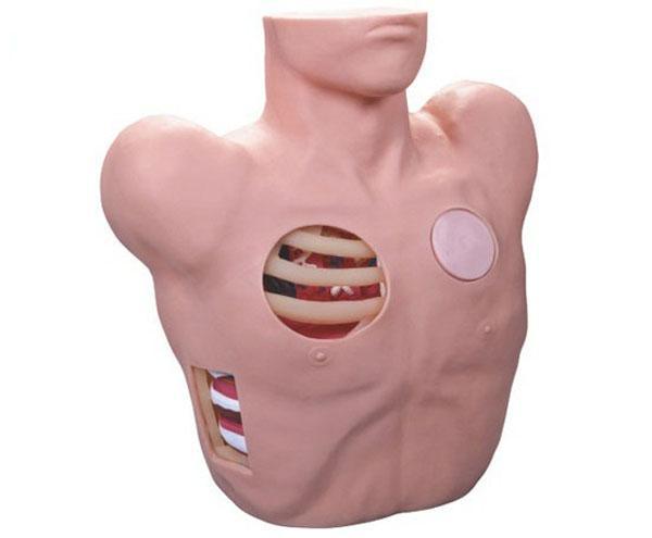 EM-017  胸腔引流模拟人 1