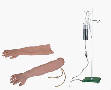 EM-018  高級手臂靜脈穿刺及肌肉注射訓練模型 1