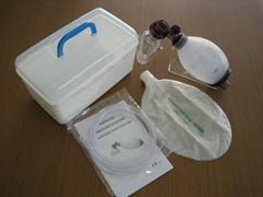 EJF-009 小儿型硅膠人工呼吸器