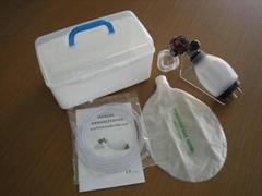 EJF-010 嬰儿型硅膠呼吸器