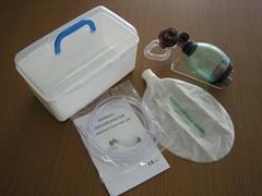 EJF-013 PVC Resuscitator for infant