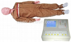 CPR Training Manikin with LCD Screen