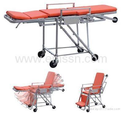 Aluminum aloy stair stretcher