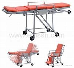EDJ-015C    铝合金椅式担架