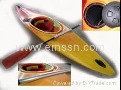 EP-02  激流皮划艇 (比賽型)
