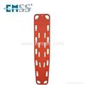 Plastic immobilization spine board