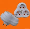 2 Round Pin Power Adapter 2