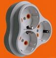 2 Round Pin Power Adapter 3