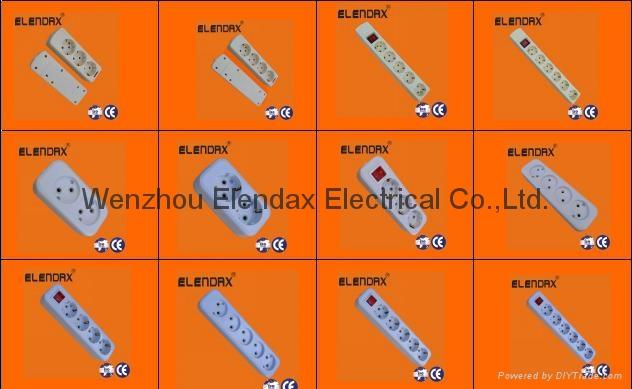 Extension Power Socket 1