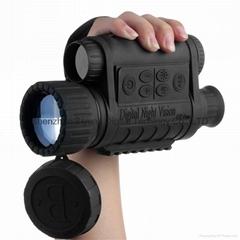 千里拍紅外夜視望遠攝錄儀