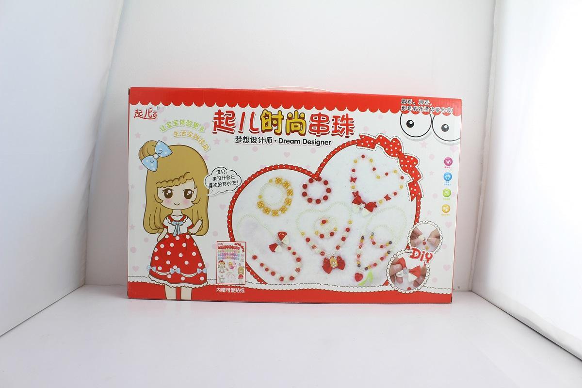 DIY時尚飾品串珠玩具 3