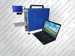 供应10瓦郑州光纤激光打标机