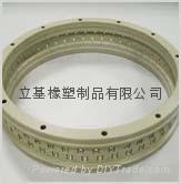 Electronic Plating Ring, PEEK Plating Ring, Election plated ring