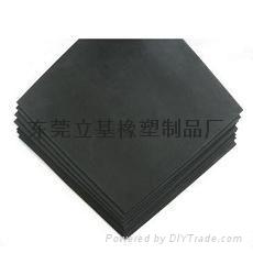 Fluorine rubber sheet