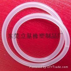 O-ring hollow, Hollow tube o-ring, Silicone o-ring hollow