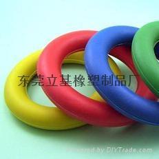 Foam o-ring, Foam rubber o-rings, silicone PU EVA foam o-ring 1