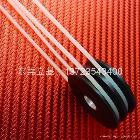 Rubber belt 1
