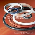 Fire ring fire-retardant O-ring silicone