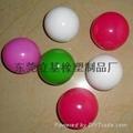 Hollow plastic ball 2