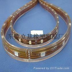 LED tube, strip tube, LED silicone hoses, LED waterproof casing 1
