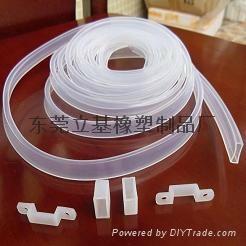 LED软管,灯条软管,LED硅胶软管,LED防水套管 2