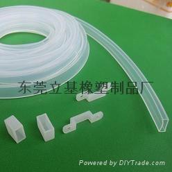LED tube, strip tube, LED silicone hoses, LED waterproof casing 3